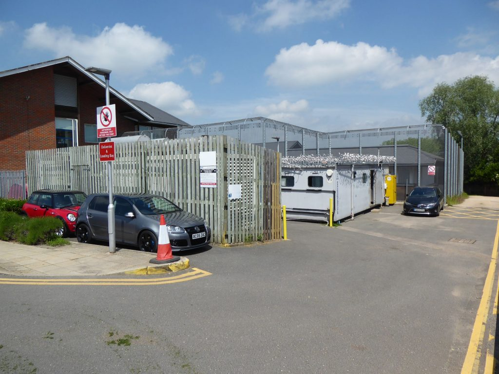 Maximum Security Facility